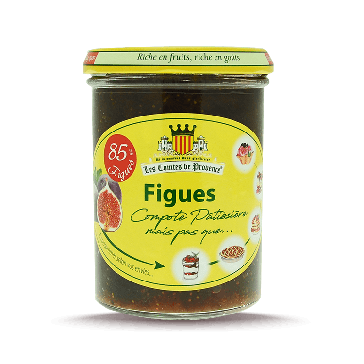 Compote Patissière Figues site CT