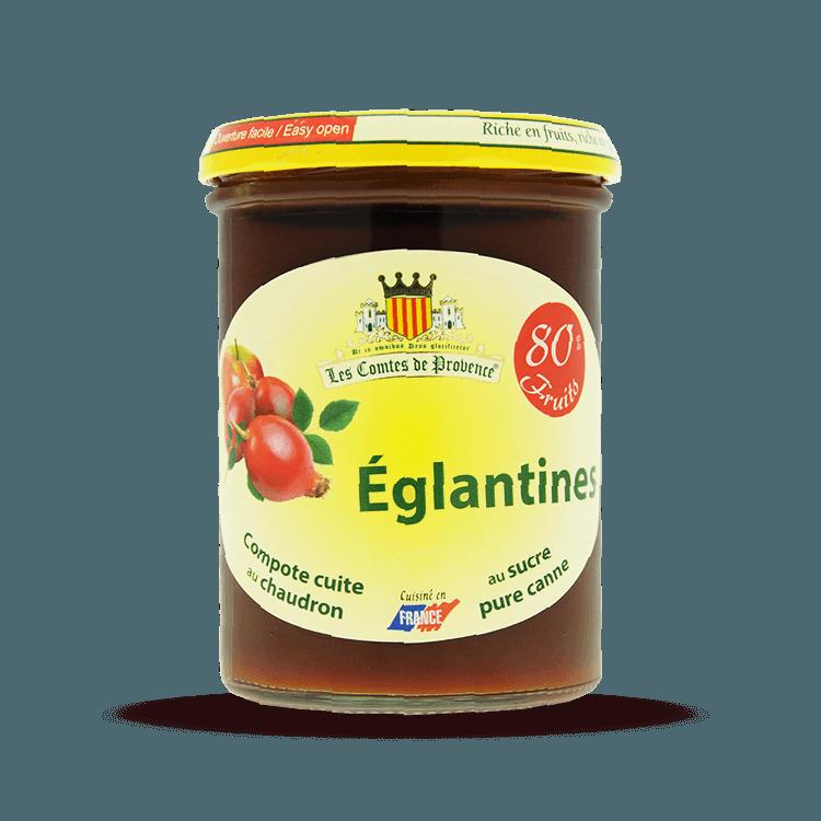 Compote d'Eglantines