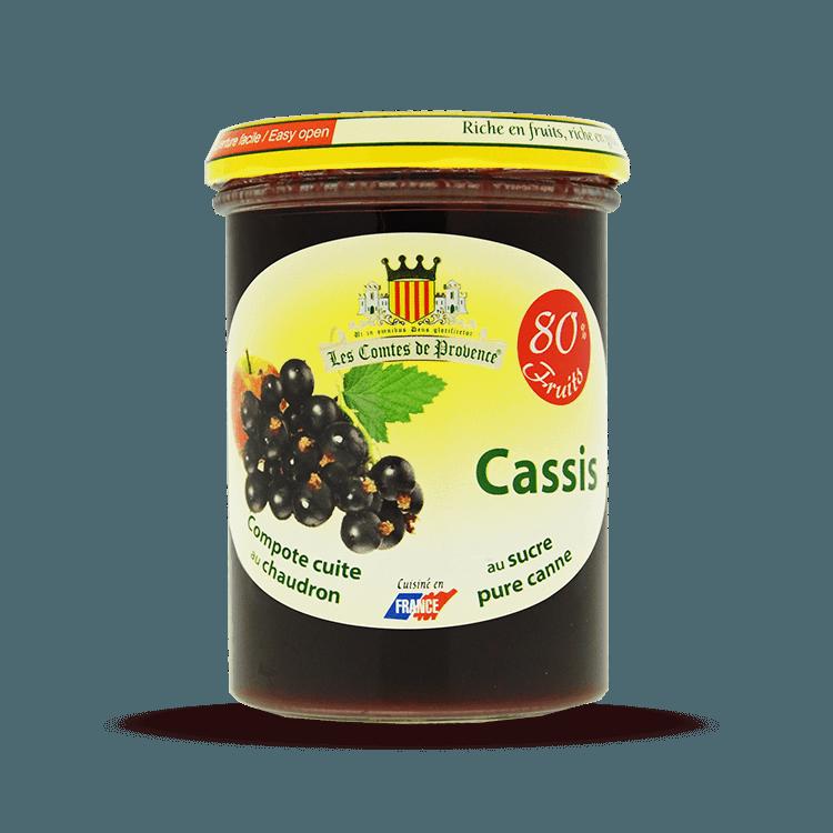 Compote de Cassis 420g