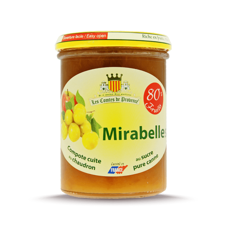 Compote de Mirabelle 420g
