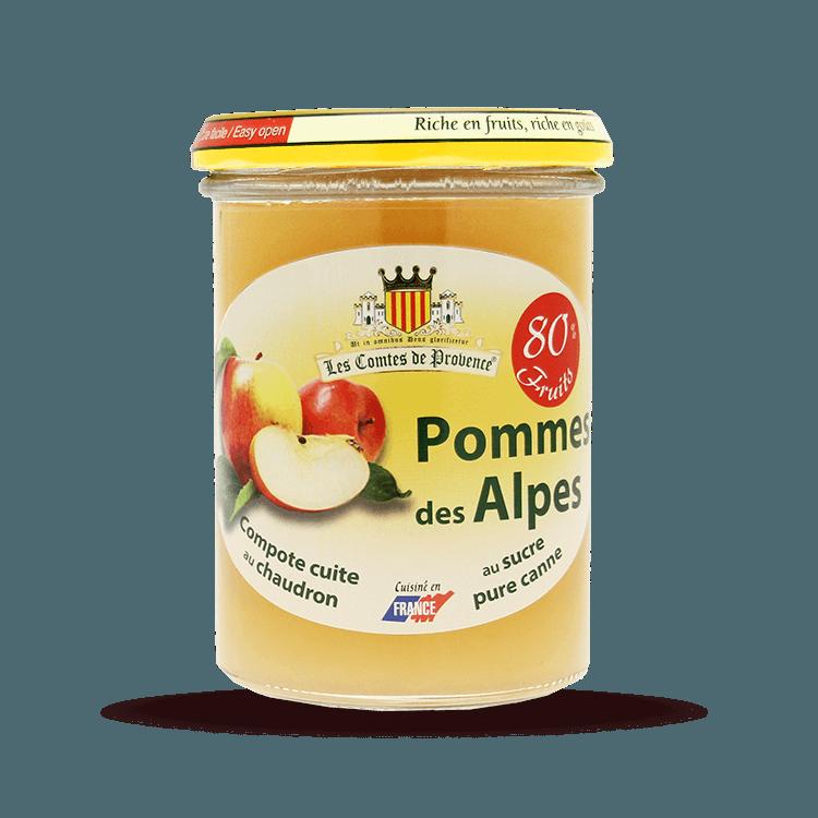 Compote de Pommes 420g