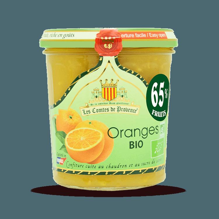 Confiture d'Oranges BIO
