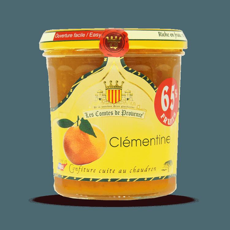 Confiture de Clémentines de Corse