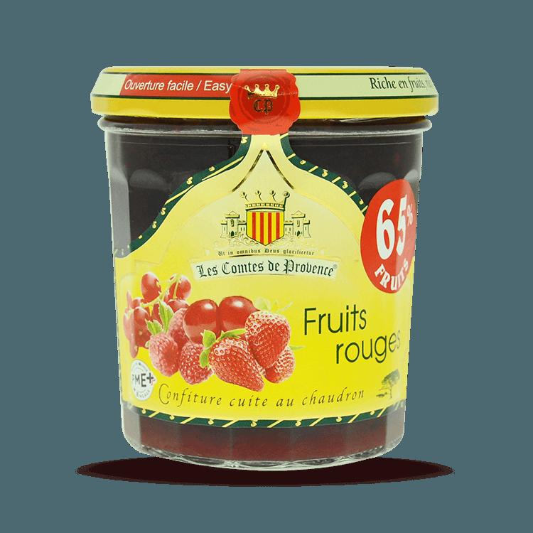 Confiture de Fruits Rouges 2021