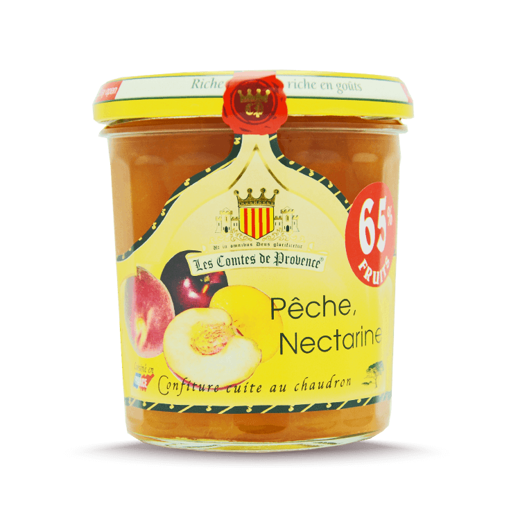 Confiture de Pêches Nectarines