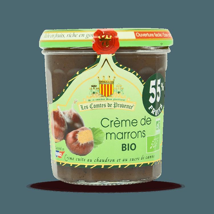 Crème de Marrons BIO