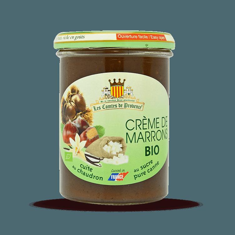 Crème de Marrons BIO 480g