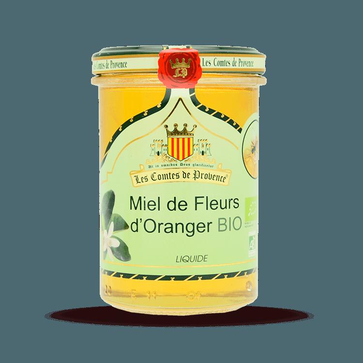 Miel de Fleurs d'Oranger BIO liquide 250g