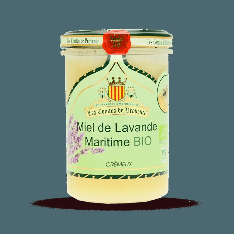 Miel de Lavande Maritime BIO crémeux 250g