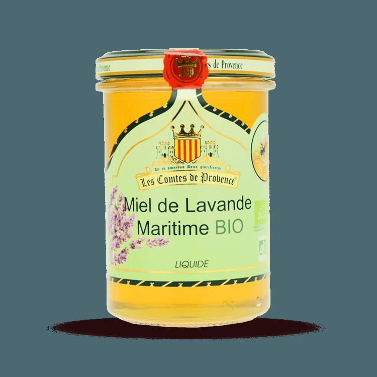 Miel de Lavande Maritime BIO liquide 250g
