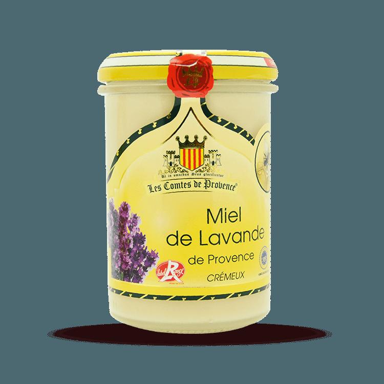 Miel de Lavande de Provence label rouge crémeux