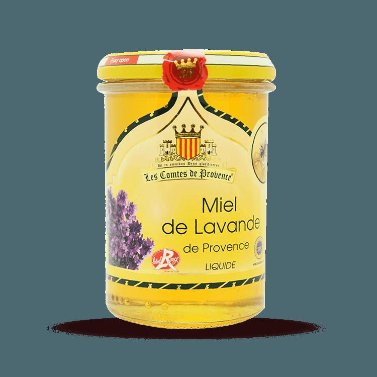 Miel de Lavande de Provence label rouge liquide