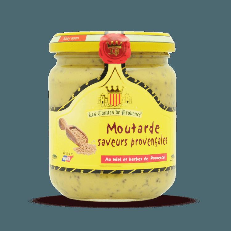 Moutarde Saveurs Provençales