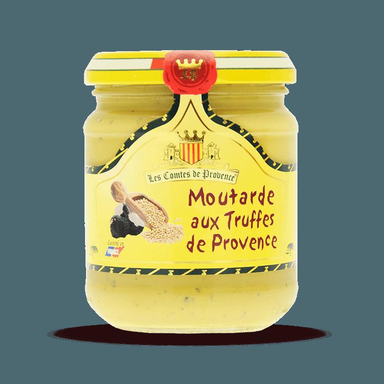Moutarde aux Truffes de Provence