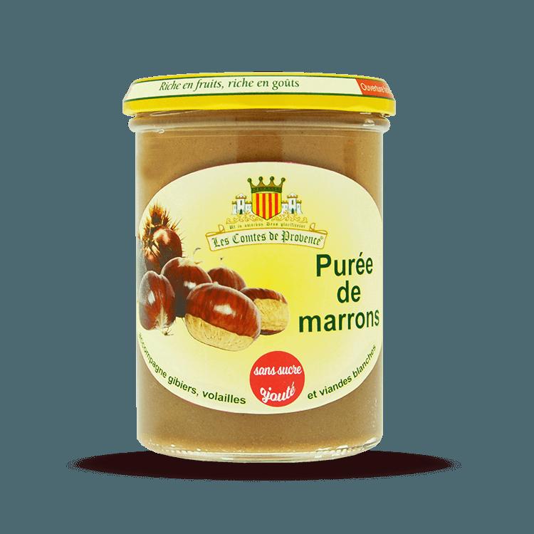 Purée de Marrons 400g