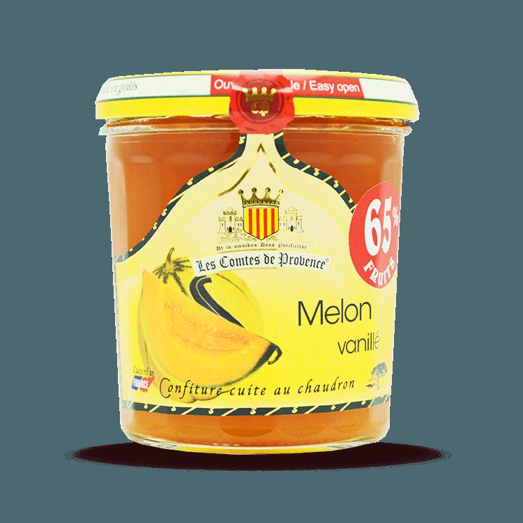 confiture de Melon Vanillé