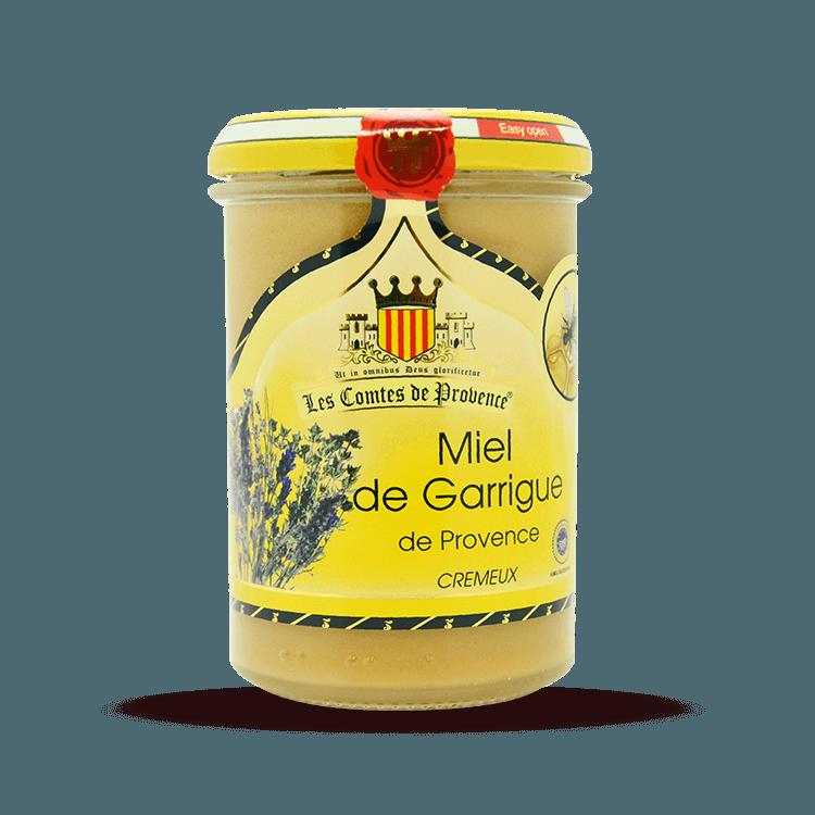Miel de Garrigue de Provence crémeux