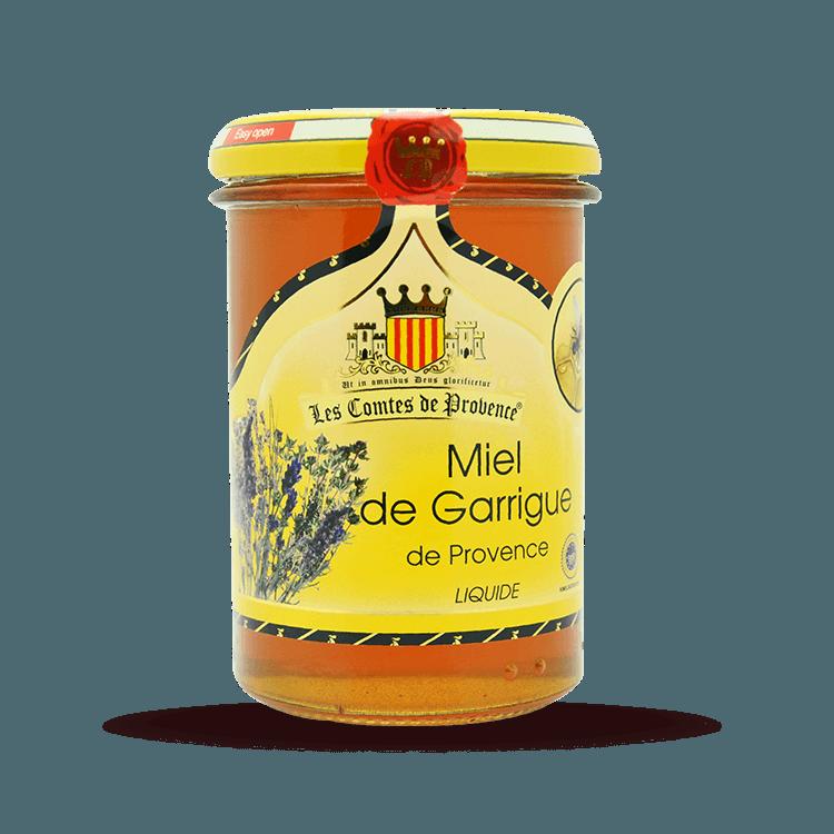 Miel de Garrigue de Provence liquide