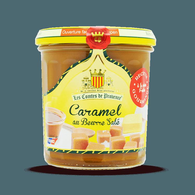 Caramel au Beurre salé 330g