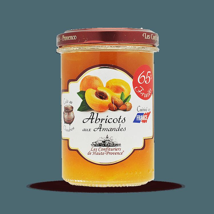 Confiture d'Abricots aux Amandes CF
