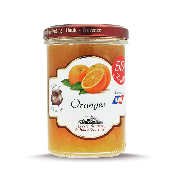 Confiture d'Oranges CF