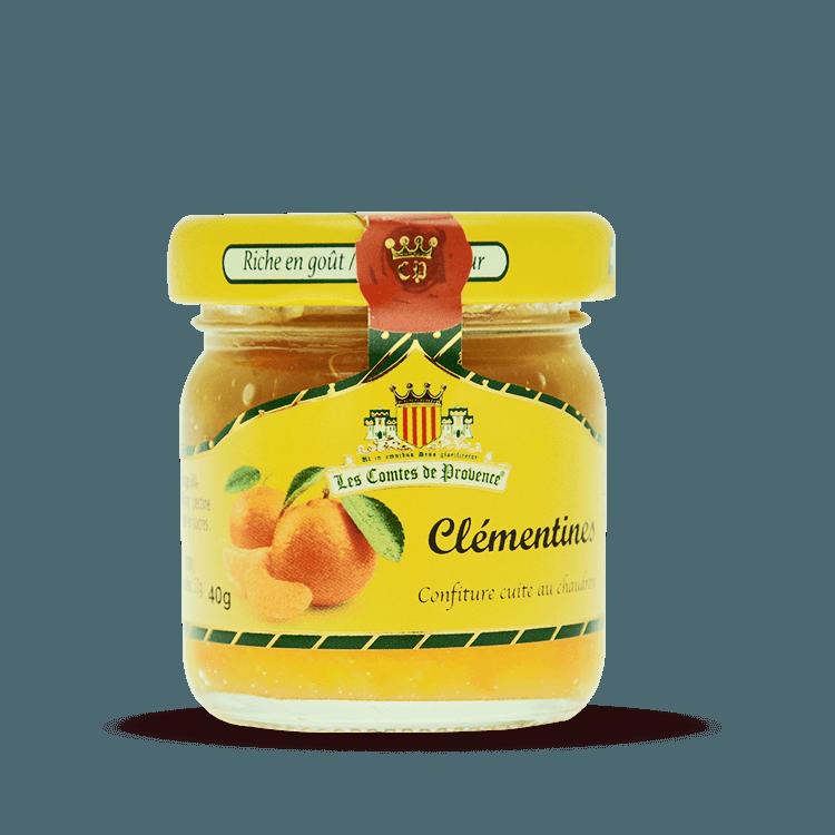 Confiture de Clémentines 40g