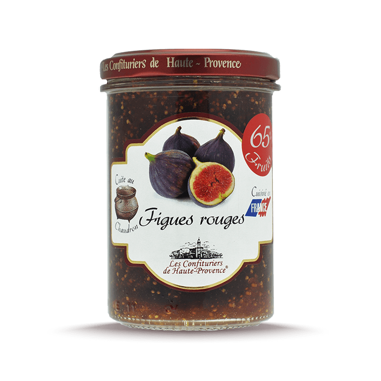 Confiture de Figues rouges CF
