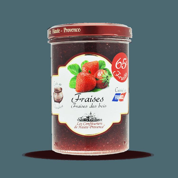 Confiture de Fraises - fraises des bois CF