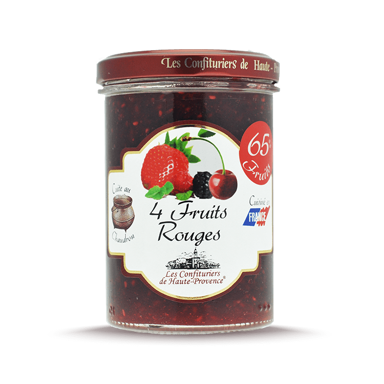 Confiture de Fruits rouges CF