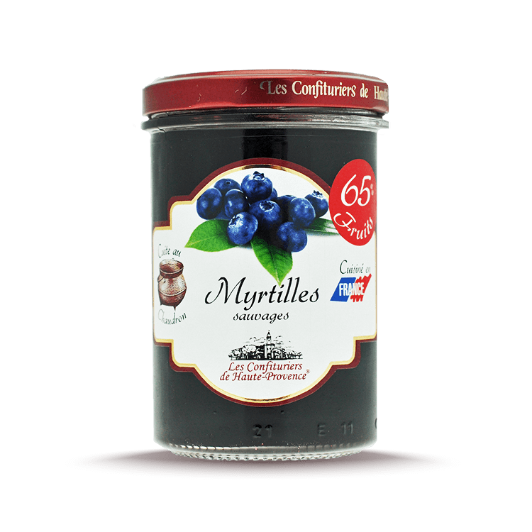 Confiture de Myrtilles CF