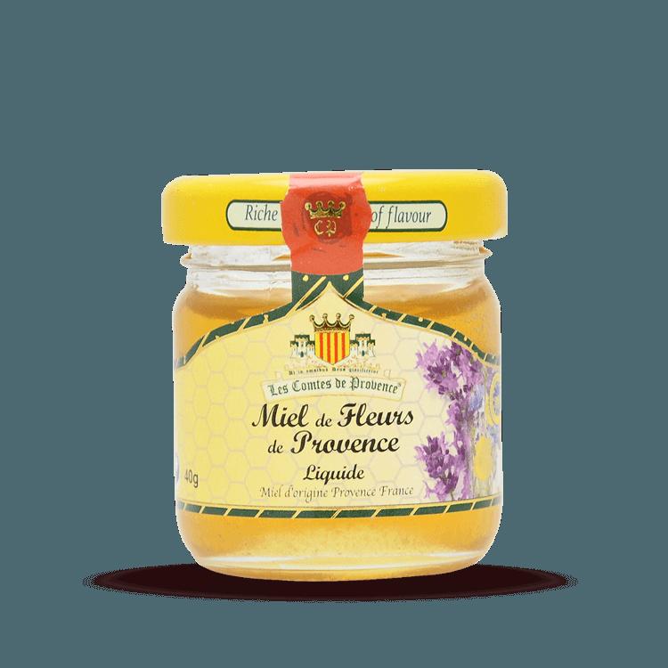Miel de Fleurs de Provence 40g
