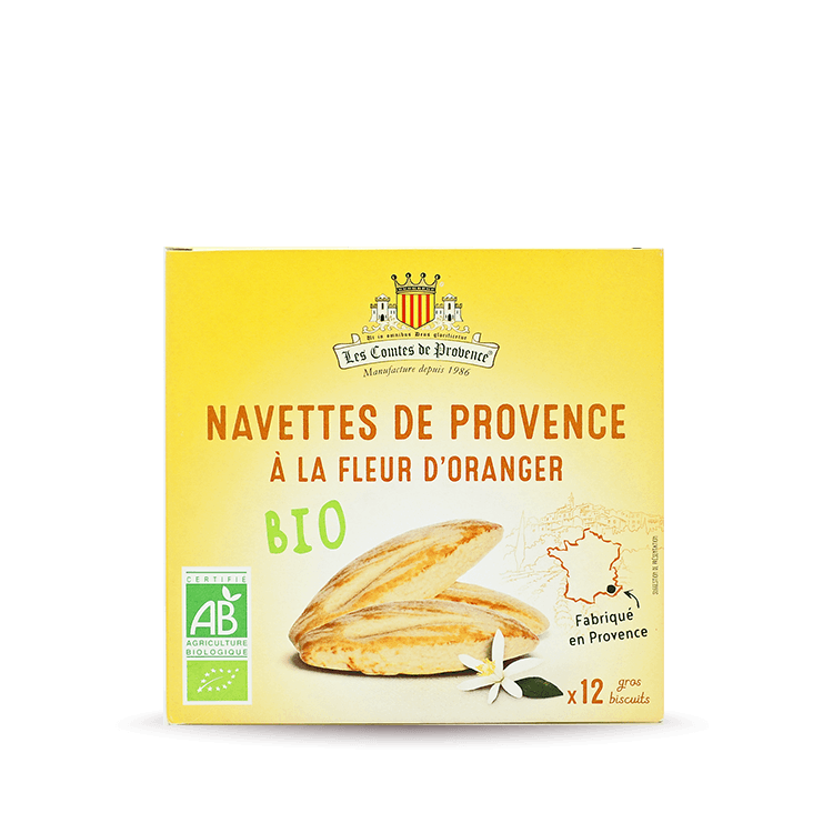 Navettes de Provence BIO 300g