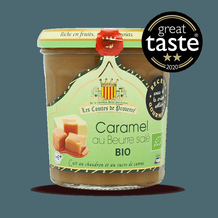 Caramel au Beurre Salé BIO v2