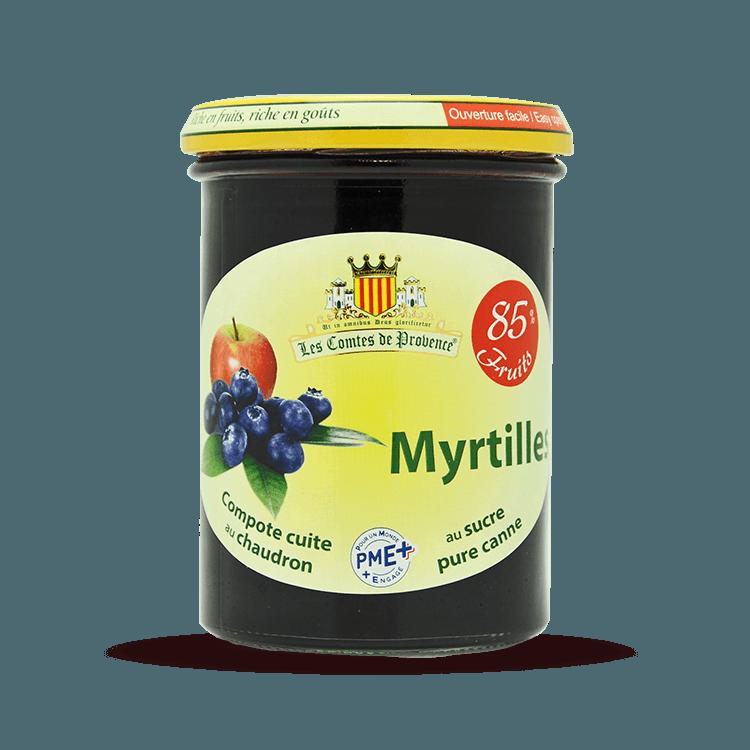 Compote Myrtilles