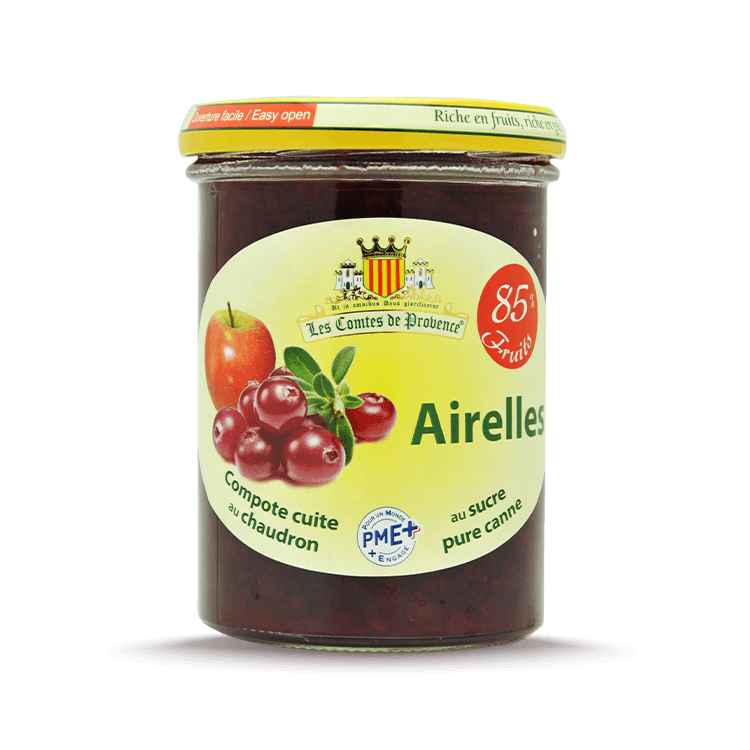 Compote airelles