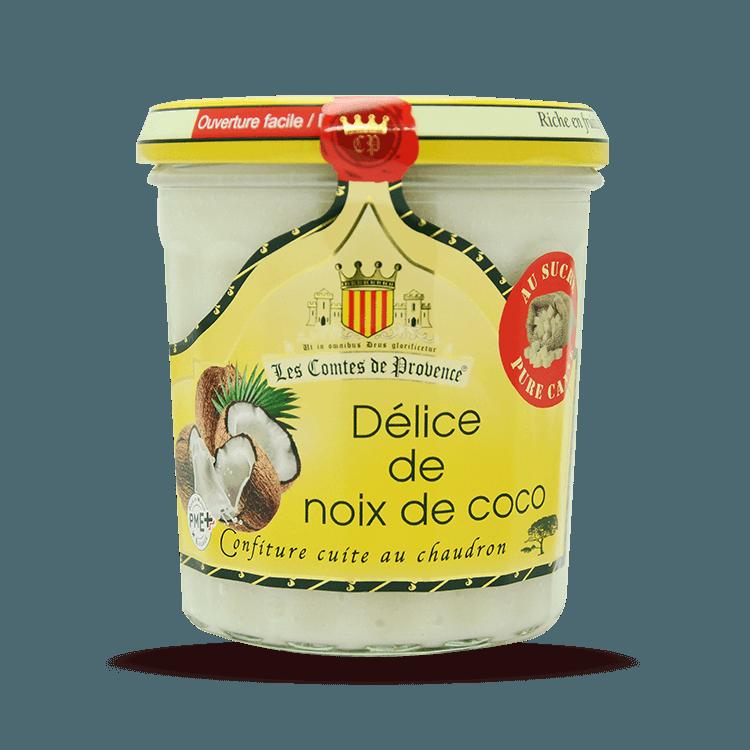 Délice de Noix de Coco