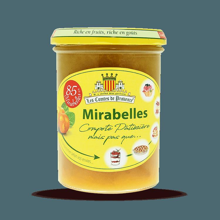 Compotes Patissières Mirabelles site CT