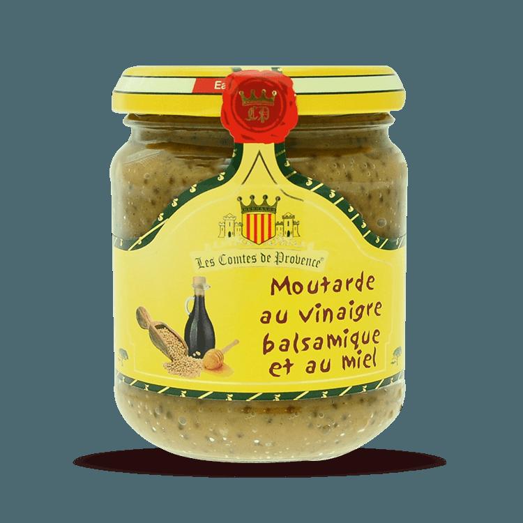 Moutarde au Vinaigre Balsamique et au Miel